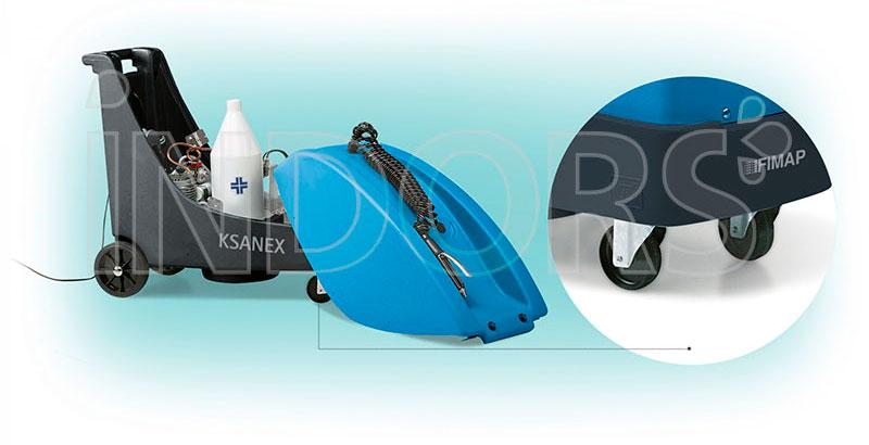 Fimap Ksanex - Sanitizing Machine