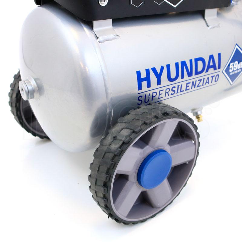 Hyundai KWU750-24L - Compressore Portatile