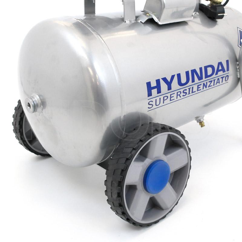 Hyundai KWU750-50L - Compressore con Ruote
