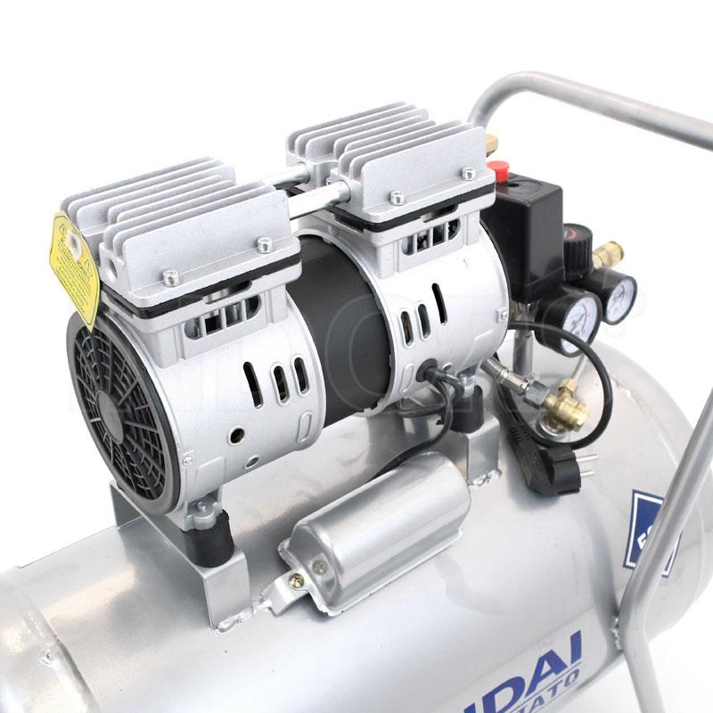 Hyundai KWU750-50L - Compressore con Filtro