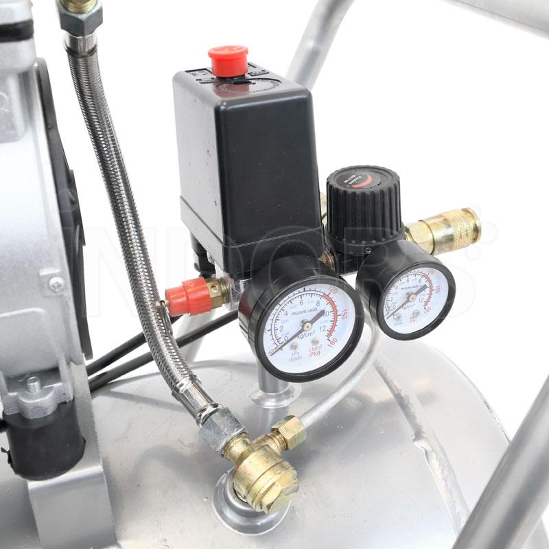 Manometro Compressore Hyundai KWU750-50L