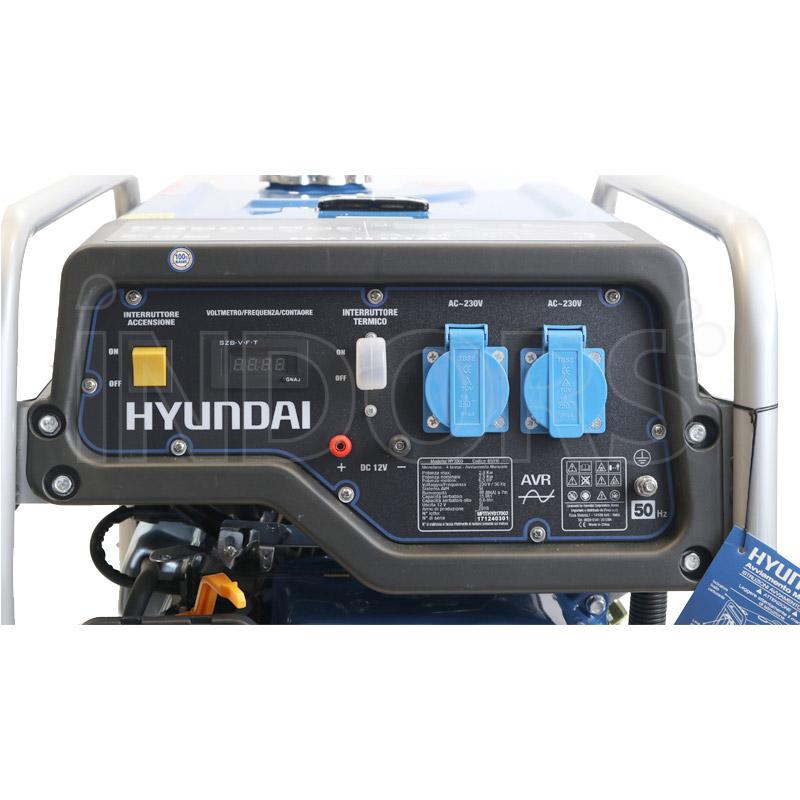Hyundai Daynamic Hy3000 Quadro Elettrico
