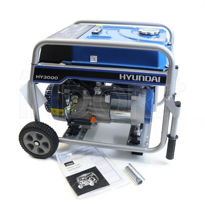 Accessori Generatore Hyundai Hy 3000