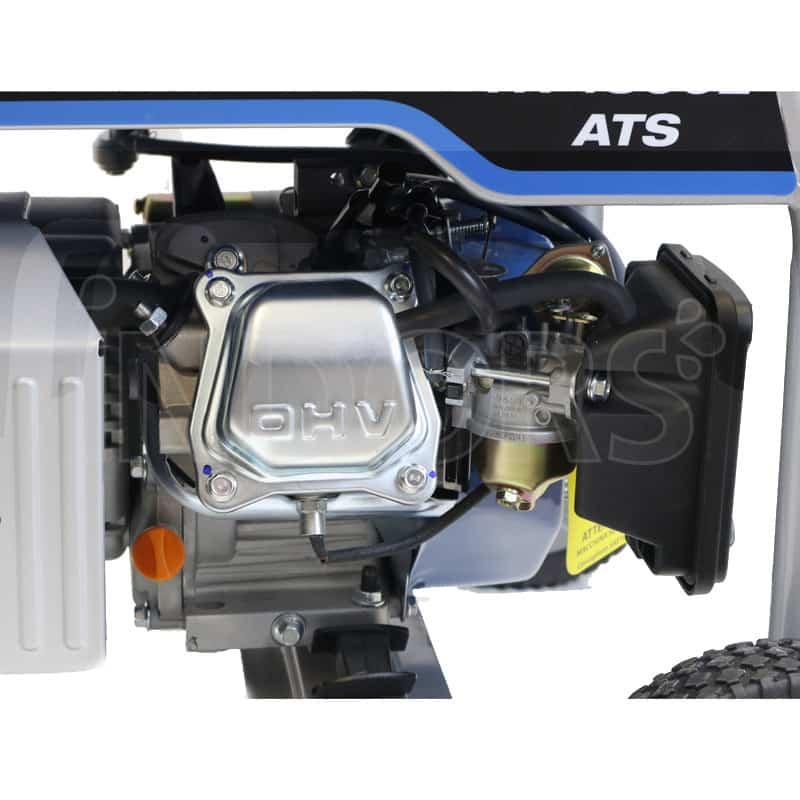 Schema Avvolgimento Motore Elettrico Monofase : Hyundai dynamic hy e ats generatore carrellato