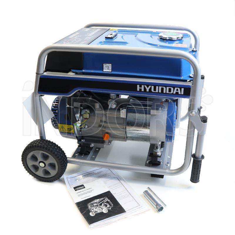 Accessori Generatore Hyundai Hy 4000