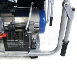 Generatore Hyundai HY5500E-ATS con AVR e ATS
