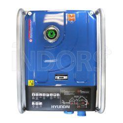 Gruppo elettrogeno Aperto Hyundai Dynamic HY5500E-ATS