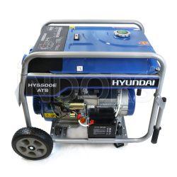 Hyundai Dynamic 65014 HY 5500E-ATS - Generatore di Corrente Semiprofessionale