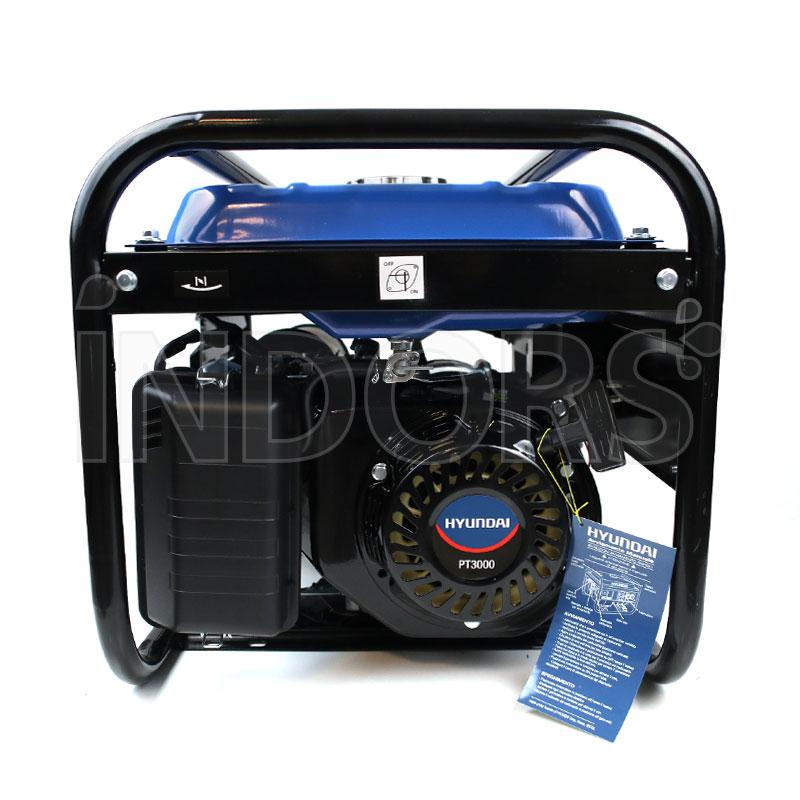 Gruppo Elettrogeno Hyundai 65122P Motore Benzina