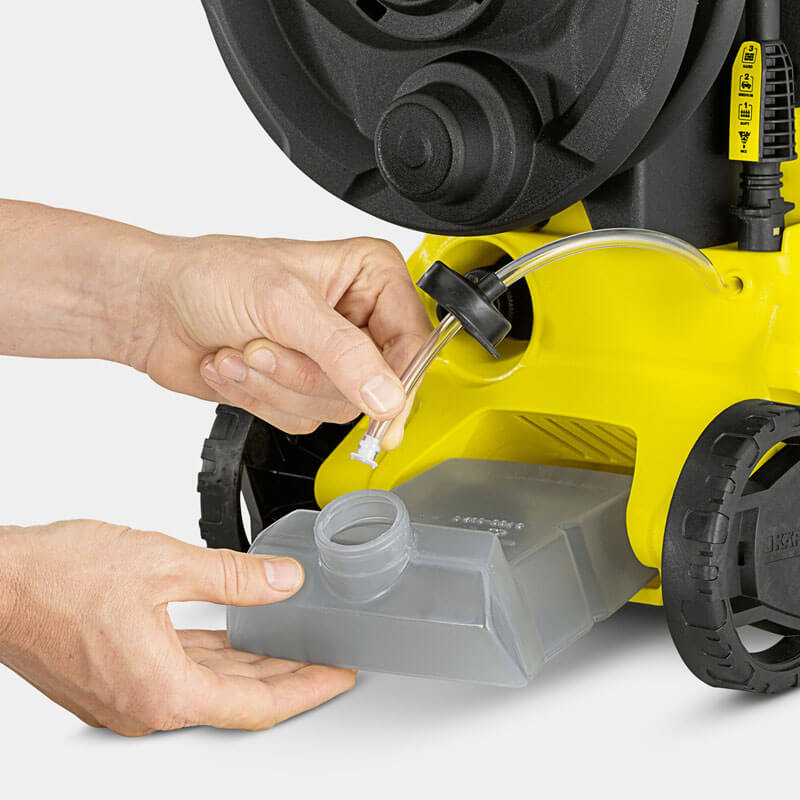 Karcher K3 Full Control Home - Pressure Washer with Detergent