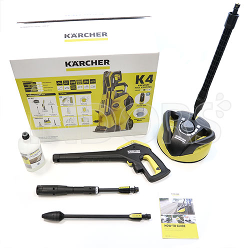 karcher k4 premium full control home kit. Black Bedroom Furniture Sets. Home Design Ideas