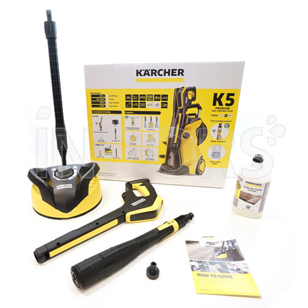idropulitrice karcher k5 premium full control casa plus. Black Bedroom Furniture Sets. Home Design Ideas