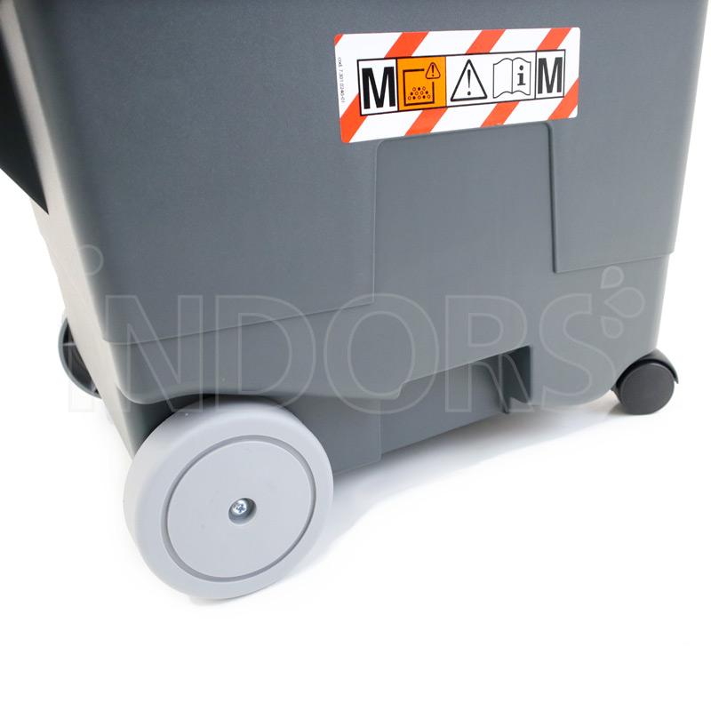 Lavor PRO Worker EM - Aspirapolvere con Ruote