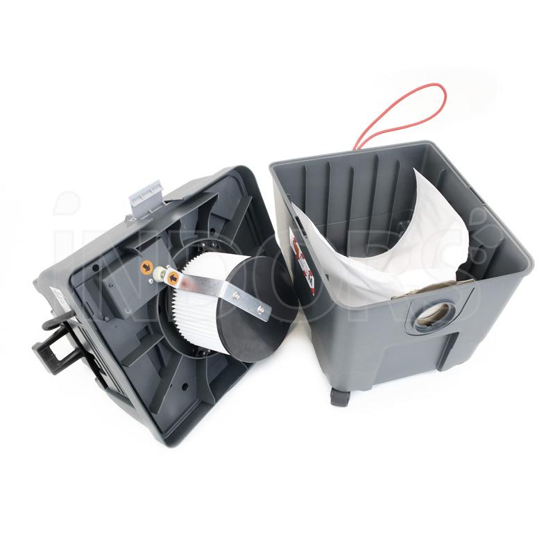 Aspiratore Aspiraliquidi con Filtro Lavor PRO Worker EM