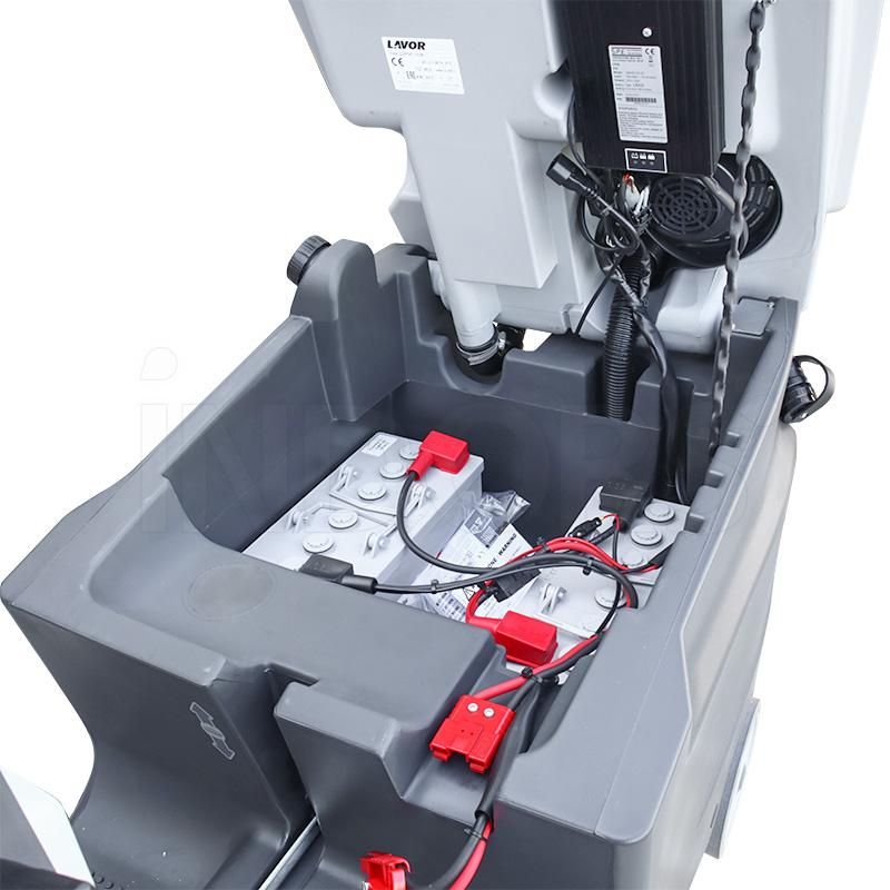 Lavasciuga Lavor Hyper XXS professionale Uomo a Bordo