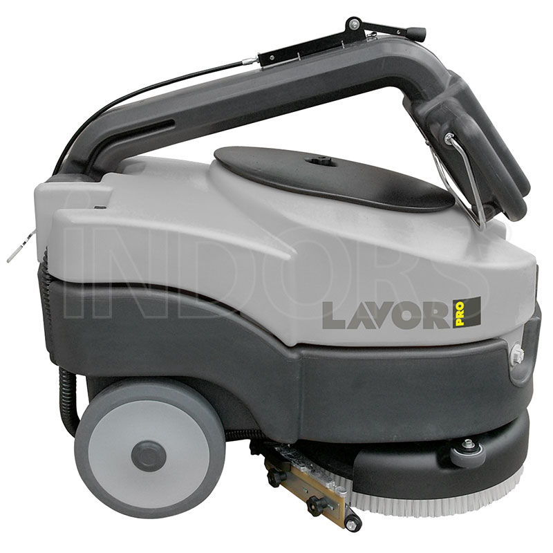 Lavor quick 36B battery-powered washer-dryer