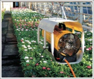 Master BLP 17 M DC - Réchauffeur de gaz à batterie