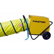 Master RS 40 - Generatore Aria Calda Mobile