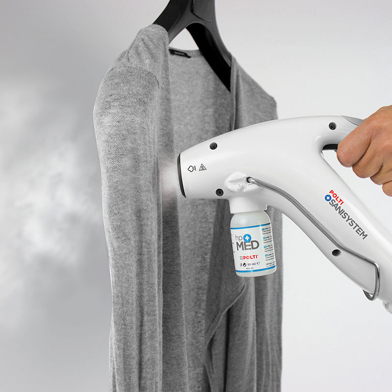 Sanificazione Vestiti - Polti Sani System Business