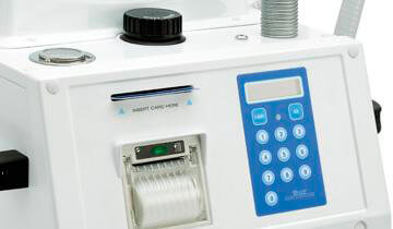 Polti Sani System Check - Facilitated sanitation