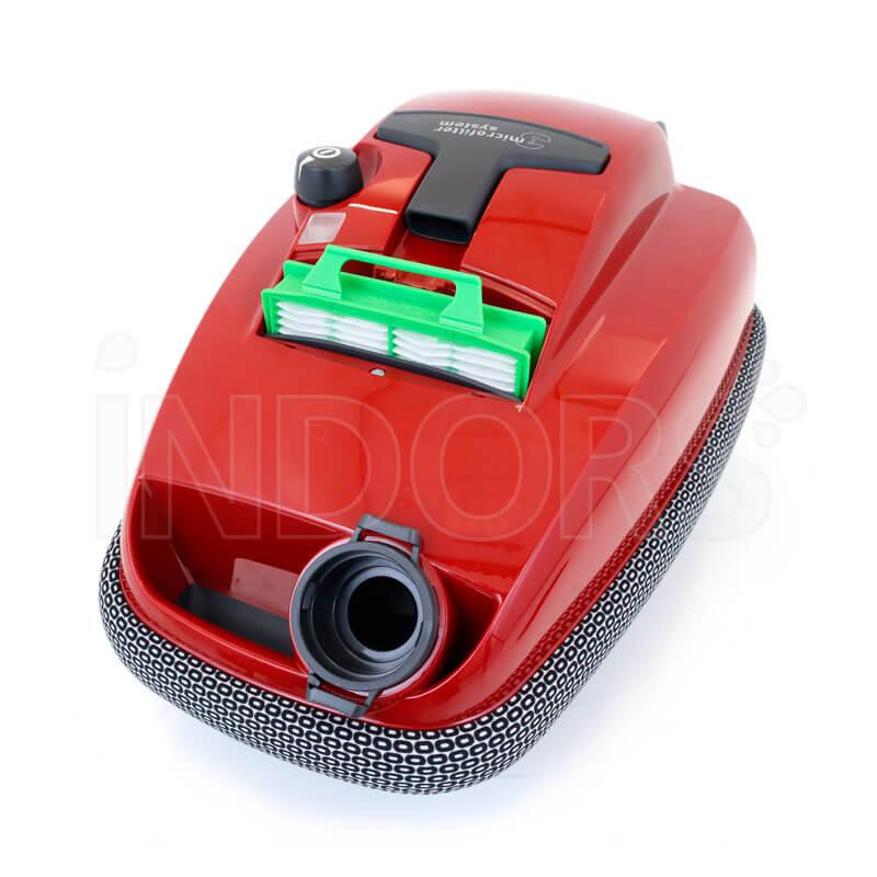 Sebo Airbelt K1 Red - Aspirapolvere Filtro Hepa