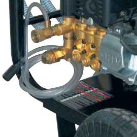 Pompa professionale ad alta pressione - idropulitrice professionale - indors udine
