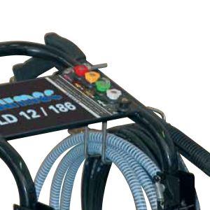 portaccessori airmec ld 12/186 - idropulitrice professionale a benzina - indors vendita ed assistenza per friuli venezia giulia
