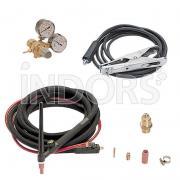 TELWIN TECNICA 188 MPGE - Saldatrice Inverter Elettrodo e Tig + Accessori
