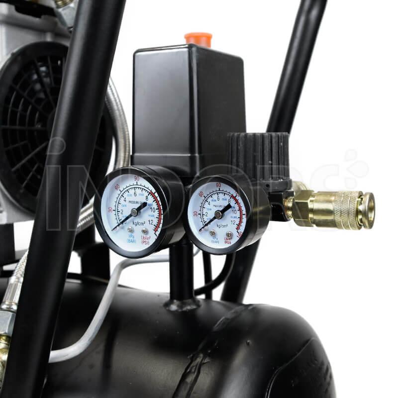 Vinco KWU750-24 - Doppio Manometro Pressione