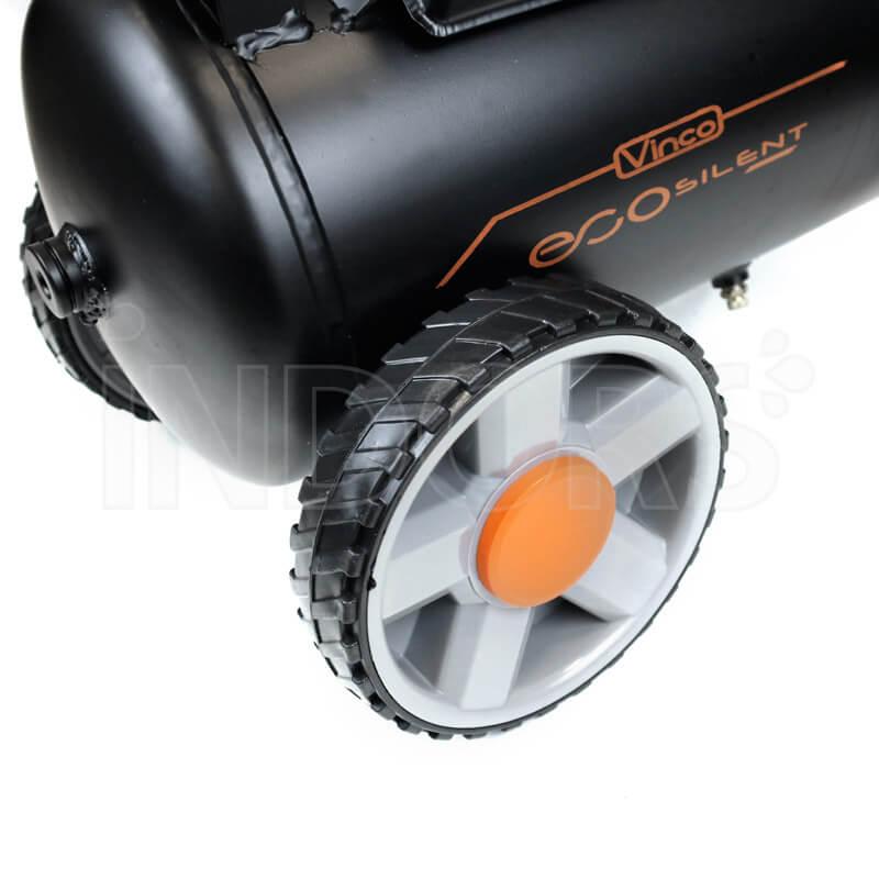 Compressore Vinco 60700 - Ruote per il trasporto