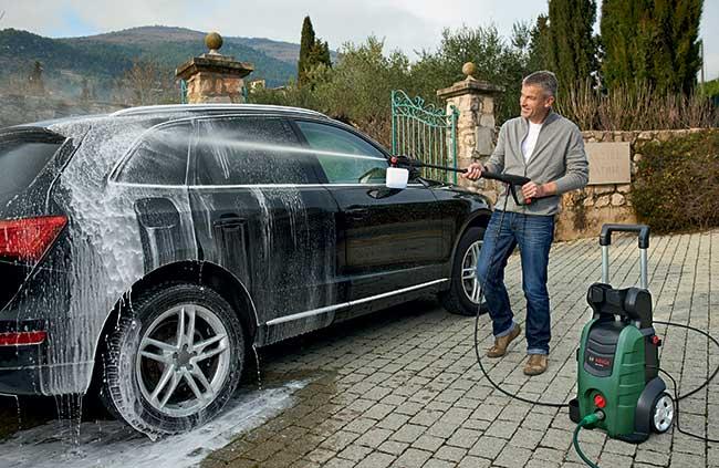 Idropulitrice Bosch Lavaggio Auto