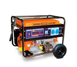 generatore di corrente carrellato
