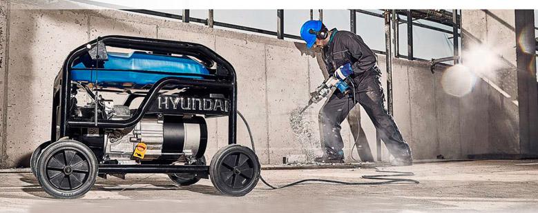 Generatori di corrente Hyundai