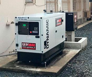 generatore genmac di emergenza