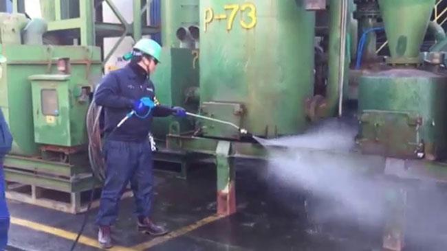 Idropulitrice Acqua Calda