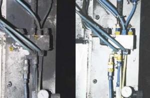 Pulizia criogenica macchine di imballaggio