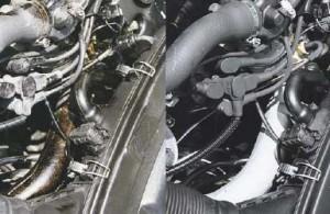 Pulizia Criogenica settore automobilistico