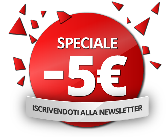 sconto newsletter