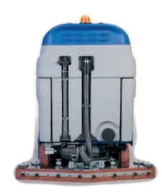 Terminator fiorentini - macchine per lavaggio pavimento
