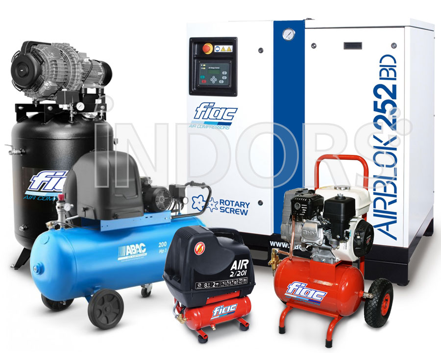 Compressori Aria Professionali